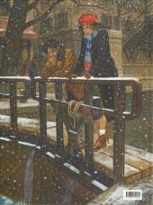 Verso de (AUT) Gibrat - L'hiver en été