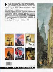 Verso de Les pionniers du Nouveau Monde -6a1993- La mort du loup