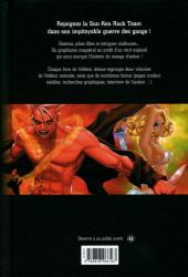 Verso de Sun-Ken Rock - Édition Deluxe -3- Livre 3