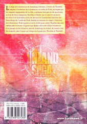 Verso de Vinland Saga -21- Tome 21