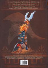 Verso de Atalante - La Légende -11- Retour aux sources