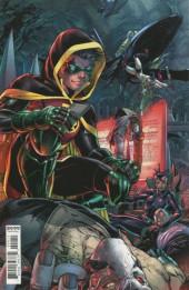 Verso de Detective Comics (1937), période Rebirth (2016) -1000A- Special Issue