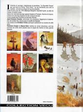 Verso de Les pionniers du Nouveau Monde -1c1994- Le pilori