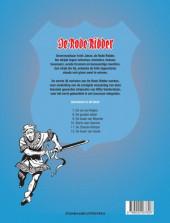 Verso de Rode Ridder Integraal (De) -2- De eerste avonturen 1960-1961