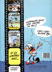 Verso de Les petits hommes -2a1983- Des petits hommes au brontoxique
