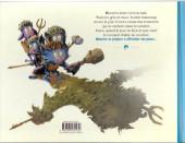 Verso de Monstre (Manoukian) -1- Monstre a peur des monstres