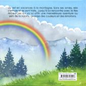 Verso de Le pouvoir de l'Arc-en-ciel - Le Pouvoir de l'Arc-en-Ciel