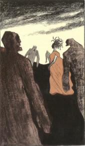 Verso de (AUT) Blain - Mythologie grecque
