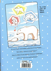 Verso de A polar bear in love -1- Tome 1