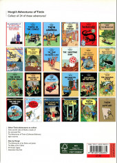 Verso de Tintin (The Adventures of) -22e12- Flight 714 to Sydney