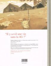 Verso de Détox -1TL- Le déni