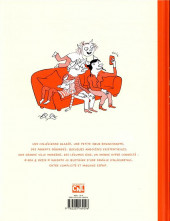 Verso de Ada & Rosie - Mauvais esprit de famille