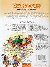 Verso de Iznogoud -22b2008- Les cauchemars d'Iznogoud (Tome 2)