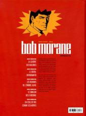 Verso de Bob Morane 10 (Intégrale Le Lombard) -11- Intégrale 11