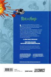 Verso de Rick and Morty -4- Tome 4
