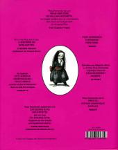 Verso de (AUT) Simmonds, Posy - So British ! L'art de Posy Simmonds