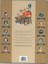 Verso de Nota Bene -1- Petites histoires, grands destins !