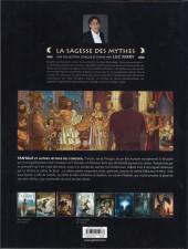 Verso de Tantale et autres mythes de l'orgueil - Tome 1