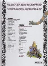 Verso de Thorgal (Les mondes de) - La Jeunesse de Thorgal -7- La dent bleue