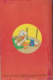 Verso de Mickey Parade (Supplément du Journal de Mickey) -9- Oncle Picsou Olympique (847 Bis)