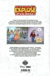 Verso de Sergio Aragonès explose Star Wars