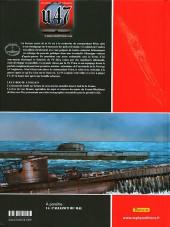 Verso de U.47 -13ES- Sous les griffes de la SS