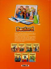 Verso de Boulard -7- En mode vacances