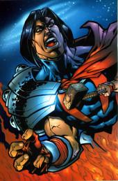 Verso de Silver Surfer Vol.3 (Marvel comics - 1987) -AN11- Millennius!