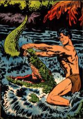 Verso de Tarzan (Dell - 1948) -1- Tarzan and The White Savages of Vari