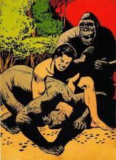Verso de Tarzan (Dell - 1948) -2- Tarzan and the Captives of Thunder Valley