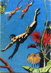 Verso de Tarzan (Dell - 1948) -3- Tarzan and the Dwarfs of Didona