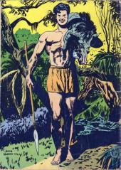 Verso de Tarzan (Dell - 1948) -4- Tarzan and the Lone Hunter