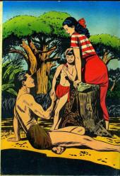 Verso de Tarzan (Dell - 1948) -5- Tarzan and the Men of Greed