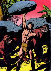 Verso de Tarzan (Dell - 1948) -6- Tarzan and the Outlaws of Pal-Ul-Don