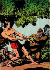 Verso de Tarzan (Dell - 1948) -7- Tarzan in the Valley of the Monsters