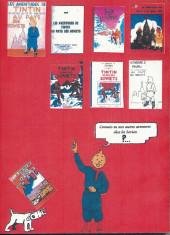 Verso de Tintin - Pastiches, parodies & pirates - Les aventures de Tintin en Union Soviétique