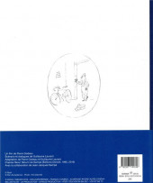 Verso de (AUT) Sempé -24b- Raoul Taburin