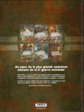 Verso de Opération Overlord -6- Une nuit au Berghof