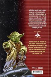 Verso de Star Wars - Icones -8- Yoda