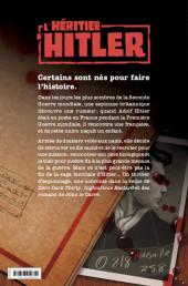 Verso de L'héritier d'Hitler