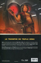 Verso de Star Wars - Docteur Aphra -3- Hiérarchisation