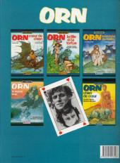 Verso de Orn -2a1988- La fille et la tortue