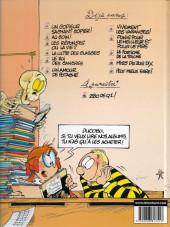 Verso de L'Élève Ducobu -8a2006- Punis pour le meilleur et pour le pire