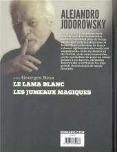 Verso de Alejandro Jodorowsky 90e anniversaire -3- Volume 3