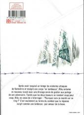 Verso de Riku-do - La rage aux poings -14- Tome 14