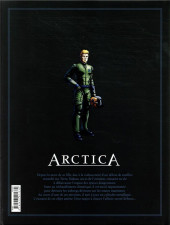 Verso de Arctica -INT03- L'intégrale - Tomes 7 à 9
