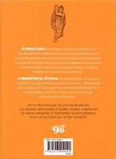 Verso de Bouddha - La Vie de Bouddha -INT4- Intégrale - Volume 4