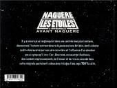Verso de Naguère les étoiles -INT2- Avant naguère