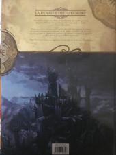Verso de Elfes -5FL- La Dynastie des elfes noirs