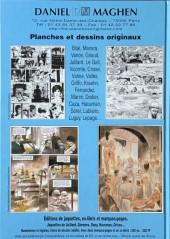 Verso de (DOC) DBD -4- Francq
